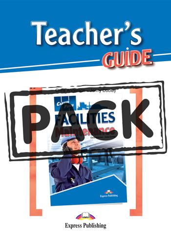 CAREER PATHS FACILITIES MAINTENANCE TCHR'S  (GUIDE + DIGIBOOK)