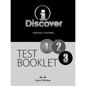 iDISCOVER 1-3 TEST BOOKLET