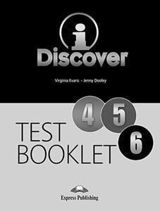 iDISCOVER 4-6 TEST BOOKLET