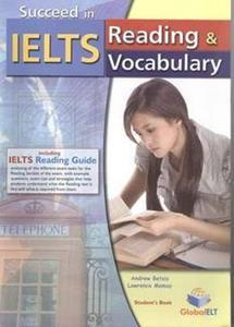 SUCCEED IN IELTS READING & VOCABULARY ST/BK